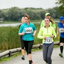 Jüri Jaansoni Kahe Silla jooks - Kaari Lainevool (2068), Anett Pransmann (2131)
