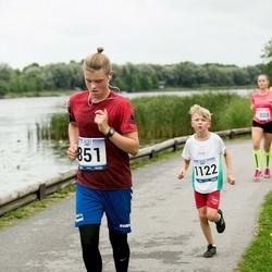 Jüri Jaansoni Kahe Silla jooks - Kenneth Raig (851), Gregori Kuusik (1122)
