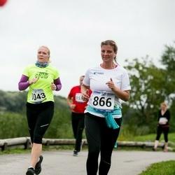 Jüri Jaansoni Kahe Silla jooks - Aire Eensalu (866), Triin Kiis (1043)