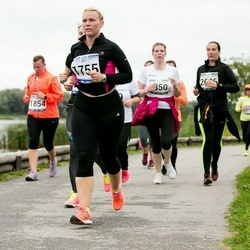 Jüri Jaansoni Kahe Silla jooks - Heleri Bauer (849), Kadri Kuura (1120), Relika Lupp (1225), Kristina Uuemäe (1755), Nikolai Satsuk (2051), Anne Ennok (2636)