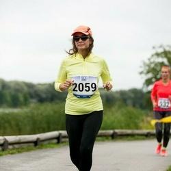 Jüri Jaansoni Kahe Silla jooks - Ave Mikk (2059)
