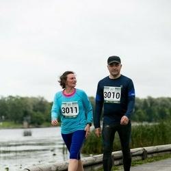 Jüri Jaansoni Kahe Silla jooks - Santtu Säisä (3010), Rositta Säisä (3011)