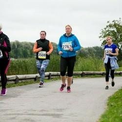 Jüri Jaansoni Kahe Silla jooks - Tiina Juhani (958), Astra Linros (1205), Eilike Maarand (2763)