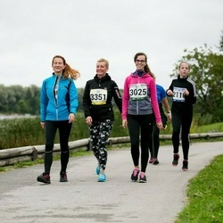 Jüri Jaansoni Kahe Silla jooks - Triinu Tamm (2110), Kessu Leesmend (3025)
