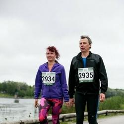 Jüri Jaansoni Kahe Silla jooks - Terje Vainomäe (2934), Ivar Vainomäe (2935)