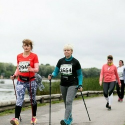 Jüri Jaansoni Kahe Silla jooks - Annika Jansikene (2664)