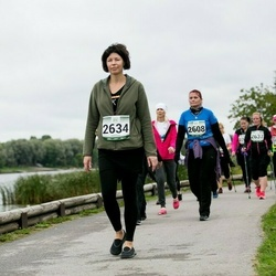 Jüri Jaansoni Kahe Silla jooks - Karet Akkaja (2608), Evelin Eelma (2634)