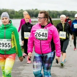 Jüri Jaansoni Kahe Silla jooks - Maris Heldja-Pärn (2648), Keili Västrik (2955)