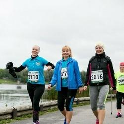Jüri Jaansoni Kahe Silla jooks - Marge Ansi (2616), Krislin Kukk (2710)