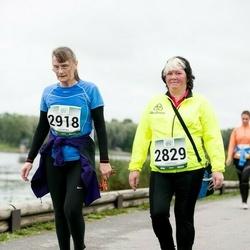 Jüri Jaansoni Kahe Silla jooks - Helve Pulk (2829), Inge Torilo (2918)