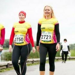 Jüri Jaansoni Kahe Silla jooks - Kadi Kuuskmann (2721), Piret Lilleste (2750)