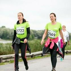 Jüri Jaansoni Kahe Silla jooks - Reelika Jukk (2669), Mari-Liis Kägu (2722)