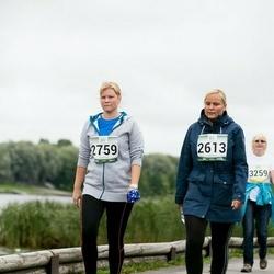 Jüri Jaansoni Kahe Silla jooks - Aylen Alu (2613), Maire Lumera (2759)