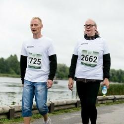 Jüri Jaansoni Kahe Silla jooks - Anna Jaanson (2662), Jaan Köster (2725)