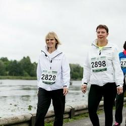 Jüri Jaansoni Kahe Silla jooks - Luule Pukk (2828), Jaanika Tagu (2898)