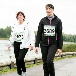Jüri Jaansoni Kahe Silla jooks - Külli Bahovski (2624), Kristi Kaljula (2689)