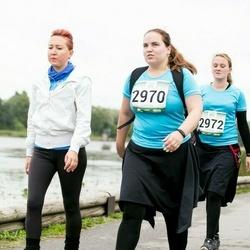 Jüri Jaansoni Kahe Silla jooks - Liisa Ojala (2970), Marlen Ruul (2972)