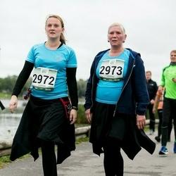 Jüri Jaansoni Kahe Silla jooks - Marlen Ruul (2972), Terje Aron (2973)