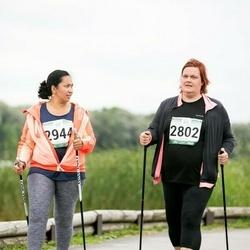 Jüri Jaansoni Kahe Silla jooks - Kairi Osula (2802), Diana Veskimägi (2944)