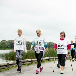 Jüri Jaansoni Kahe Silla jooks - Annika Merelaid (2775), Alla Reiland (2844), Kersti Tambre (2902)