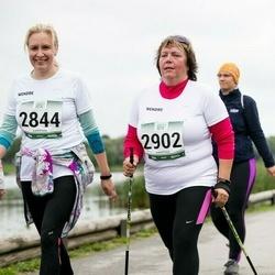 Jüri Jaansoni Kahe Silla jooks - Alla Reiland (2844), Kersti Tambre (2902)