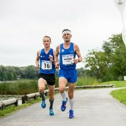 Jüri Jaansoni Kahe Silla jooks - Tiidrek Nurme (2), Valerijs Zolnerovics (16)