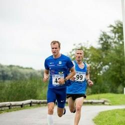 Jüri Jaansoni Kahe Silla jooks - Bert Tippi (43), Vjatšeslav Košelev (99)