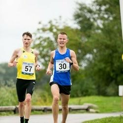 Jüri Jaansoni Kahe Silla jooks - Mardo Lundver (30), Aleksandr Kuleshov (57)