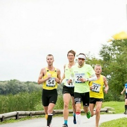 Jüri Jaansoni Kahe Silla jooks - Martin Tarkpea (29), Alari Lumberg (54)