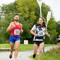 Jüri Jaansoni Kahe Silla jooks - Margus Maiste (55), Priit Kajari (68)