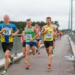 Jüri Jaansoni Kahe Silla jooks - Indrek Ilumäe (14), Franko Reinhold (22), Vahur Mäe (85)
