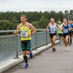Jüri Jaansoni Kahe Silla jooks - Karol Hanga (35), Ago Veilberg (51), Raido Raspel (60)