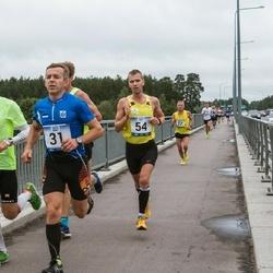 Jüri Jaansoni Kahe Silla jooks - Martin Tarkpea (29), Ain Kilk (31), Alari Lumberg (54)