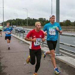 Jüri Jaansoni Kahe Silla jooks - Reigo Lehtla (129), Hargo Kalaus (1971)