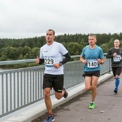 Jüri Jaansoni Kahe Silla jooks - Marek Mustonen (140), Janor Soop (229)