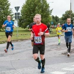 Jüri Jaansoni Kahe Silla jooks - Illo Jõe (962)