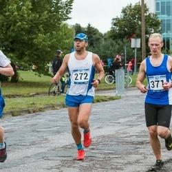 Jüri Jaansoni Kahe Silla jooks - Kristo Kaukver (272), Madis Mihklepp (371)
