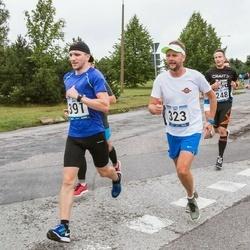 Jüri Jaansoni Kahe Silla jooks - Olavi Talu (323), Andrei Lambinen (391)