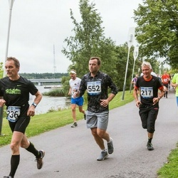Jüri Jaansoni Kahe Silla jooks - Toomas Unt (217), Tani Kirt (552)