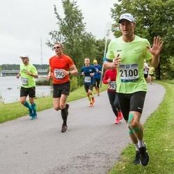 Jüri Jaansoni Kahe Silla jooks - Erki Salk (2100)