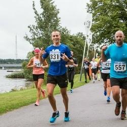 Jüri Jaansoni Kahe Silla jooks - Taavi Kunder (331), Andres Lehe (557)
