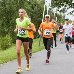 Jüri Jaansoni Kahe Silla jooks - Liis Grete Atonen (292), Ingrid Riipus (1498)