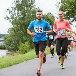 Jüri Jaansoni Kahe Silla jooks - Eneli Sarv (536), Risto Mario Tammisaar (782)
