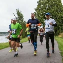 Jüri Jaansoni Kahe Silla jooks - Daniel Danieljants (466), Jevgeni Doronin (721)