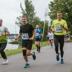 Jüri Jaansoni Kahe Silla jooks - Jaak Metsamaa (364), Peeter Siitan (2048)