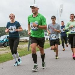 Jüri Jaansoni Kahe Silla jooks - Virve Neerot (667), Taavi Kõrvits (692)