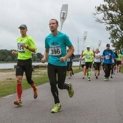 Jüri Jaansoni Kahe Silla jooks - Mart Nael (184), Mikk Kurrikoff (396)