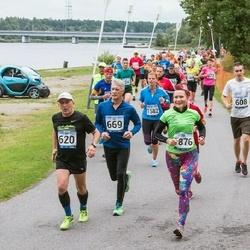 Jüri Jaansoni Kahe Silla jooks - Heino Lahe (620), Margus Krass (669)