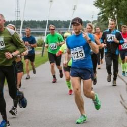 Jüri Jaansoni Kahe Silla jooks - Maksim Pavljukov (725), Raoul Raidna (2990)