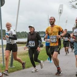 Jüri Jaansoni Kahe Silla jooks - Tatjana Jaanson (674), Alar Siemann (1972)